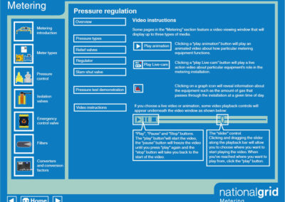 National Grid Metering Guide - Pressure Regulation