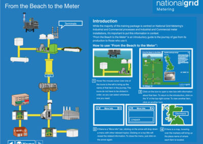 National Grid Metering Guide - From the Beach to the Meter
