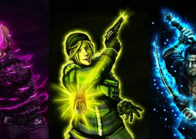 Final Fantasy XV - Episodes series