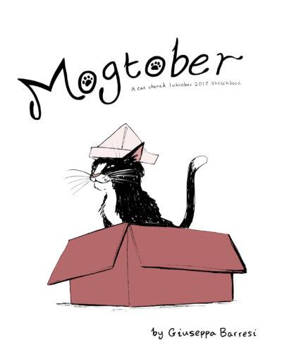 Inktober 2017 - Mogtober