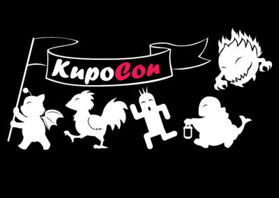 Kupocon: Generation 2 - t-shirt design